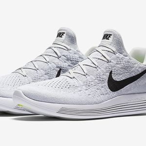 Nike Lunarepic Flyknit 2 White